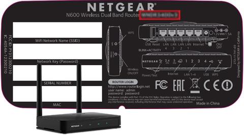 netgear router firmware